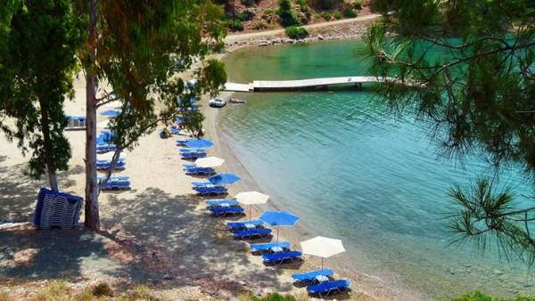 rosikos beach