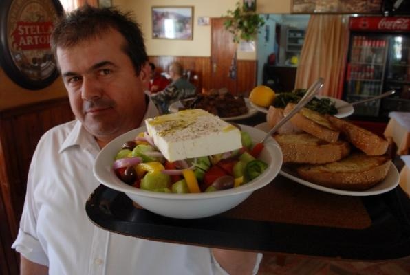 Το φαγητό του Μπατζάβαλη